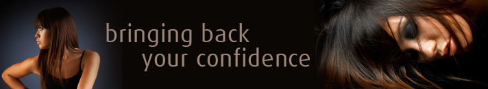 Bringing Back Your Confidence